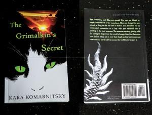 bookcover The Grimalkin's Secret